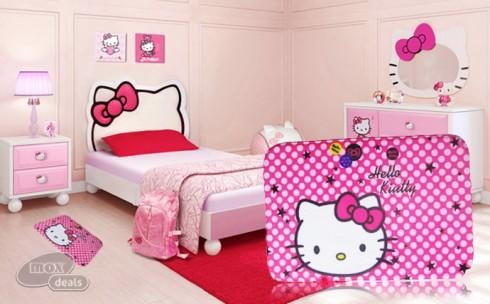 Thảm dẫm chân Hello Kitty xinh ...