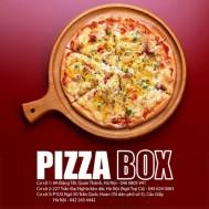 Pizza cỡ lớn (Size 30) tại Pizza Box