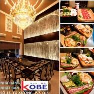 Set ăn Nhật cho 1 người tại Kobe Teppanyaki