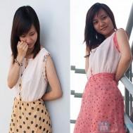 Đầm voan 02 lớp thời trang