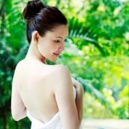 Trị mụn, thâm, tái tạo da vùng lưng