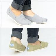 Năng động và cá tính cùng giày Toms