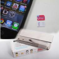 Kềm bấm sim nano (Iphone 5 và Galaxy S4)