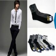 05 đôi Tất nam xuất xứ Hàn Quốc