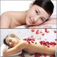 Massage body + Đặc trị thâm nám mụn