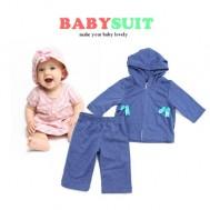 Bộ quần áo dành cho bé gái