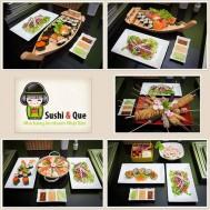 Chọn 1 trong 5 set ăn Nhật Bản