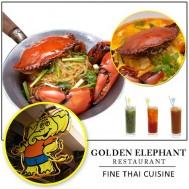 Phiếu ăn uống tại NH Con Voi Vàng