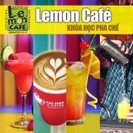 Khóa học pha chế tại Lemon Grass Café