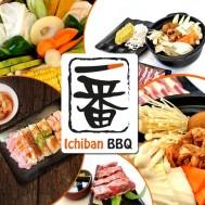 Buffet nướng & lẩu kiểu Nhật