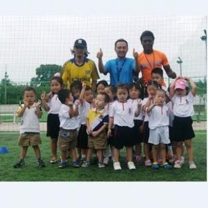 Khoá học bóng đá trẻ em 4 -15 tuổi