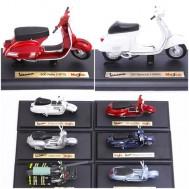 Bộ sưu tập mô hình xe Vespa tỉ lệ 1:18