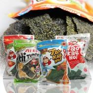 4 gói Snack rong biển (40g/ 1 gói)