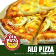 Bánh Pizza cỡ lớn (Size 30)
