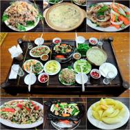 Set ăn Nhím nướng tại bàn