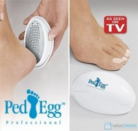 Combo 2 dụng cụ chà gót chân