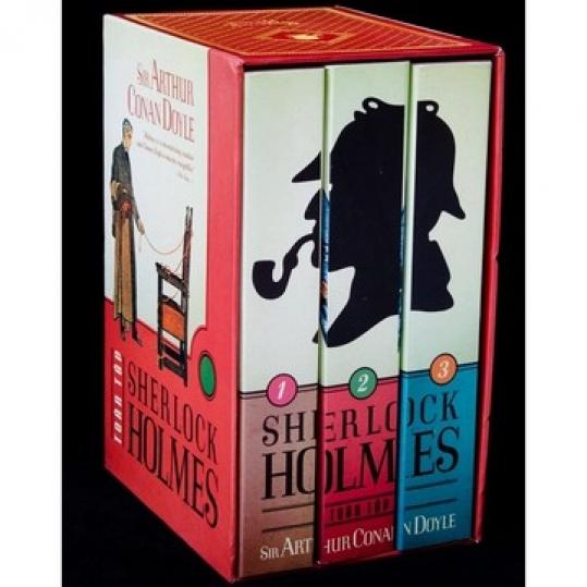 Toàn tập Sherlock Homles – Bộ 3 cuốn