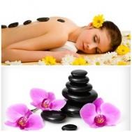 Massage đá nóng & chăm sóc, thư giãn mắt