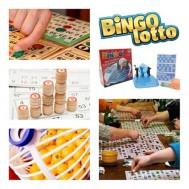 Bộ trò chơi Bingo Lotto