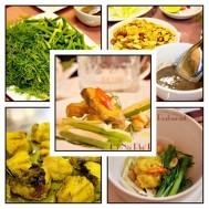 Chả cá Lã Vọng tại nhà hàng Hà Nội Phố