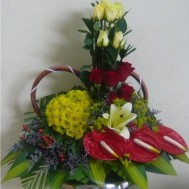 Phiếu mua hoa tươi