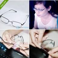 Sành điệu với mắt kính Titanium