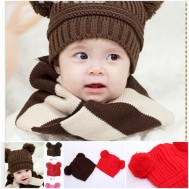 Mũ len ngộ nghĩnh cho bé