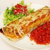 Combo ẩm thực Mexico tại NH Provecho