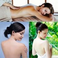 Điều trị tận gốc mụn, thâm vùng da lưng