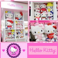 Phiếu mua hàng tại Kitty World