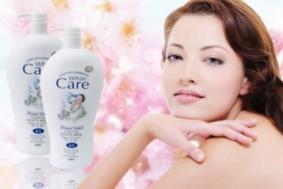 Sữa tắm dưỡng da White for care 8X