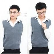 Áo gile len phong cách dành cho nam