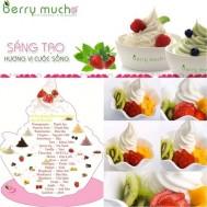 Yogurt Berry Mucho - càng ăn càng ghiền
