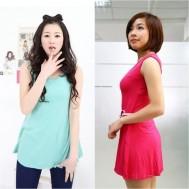 Váy xòe ba lỗ gợi cảm - 1 - Thời Trang Nữ