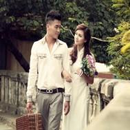 Trọn gói bộ ảnh cưới tại Scaclet