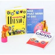 Bộ sách giúp các em sớm thông tuệ
