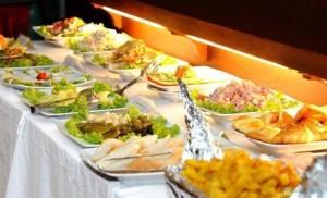 Buffet đặc sắc cuối tuần tại Sunset Westlake