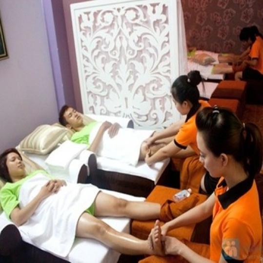 Massage foot giảm mệt mỏi, căng thẳng (90 phút)