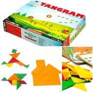Bộ ghép hình Tangram