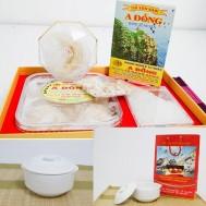 Yến sào thiên nhiên cao cấp A Đồng (50g /1 hộp)