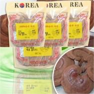 Nấm linh chi thái lát Hàn Quốc bịch 0,5 kg