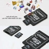 Thẻ nhớ 8Gb + đầu đọc thẻ nhớ