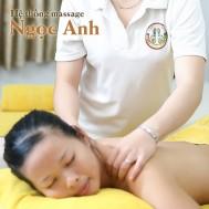 Massage body + xông hơi thảo dược
