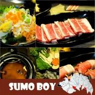 Set menu nướng & lẩu Nhật Bản