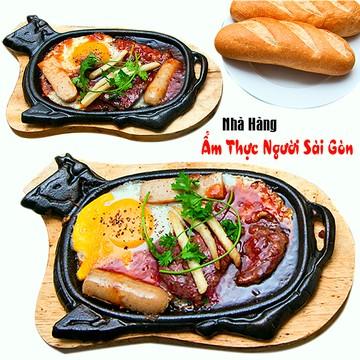 Combo 2 phần bít tết bò Úc -Ẩm thực Người Sài Gòn