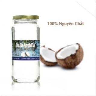 Dầu dừa tinh khiết (500ml) - 2 - Sức khỏe và làm đẹp