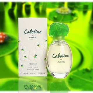 Tinh khiết, lãng mạn với nước hoa Cabotine