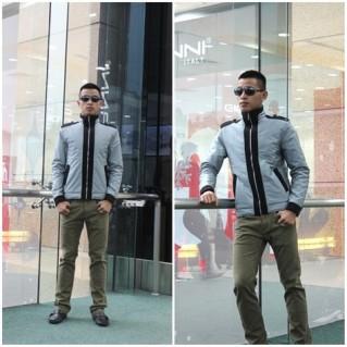 Áo khoác nam thời trang cá tính, năng động