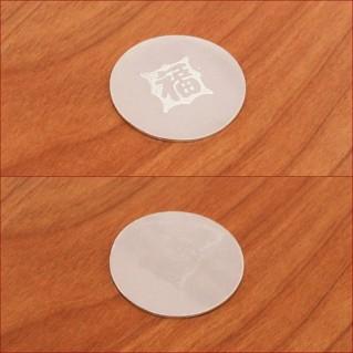 Đồng xu 99,92 % bạc nguyên chất dùng để đánh gió