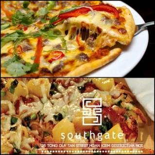 Voucher bánh Pizza Nhà hàng cao cấp SouthGate - Ăn Uống